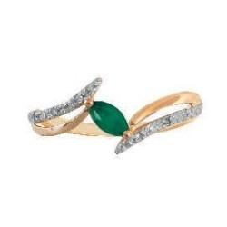 Bague Or 750/1000, diamant...