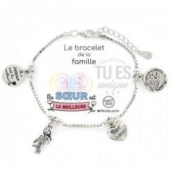 Bracelet argent 925/1000...