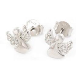 Boucles d'oreilles argent...